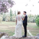organic elegant wedding