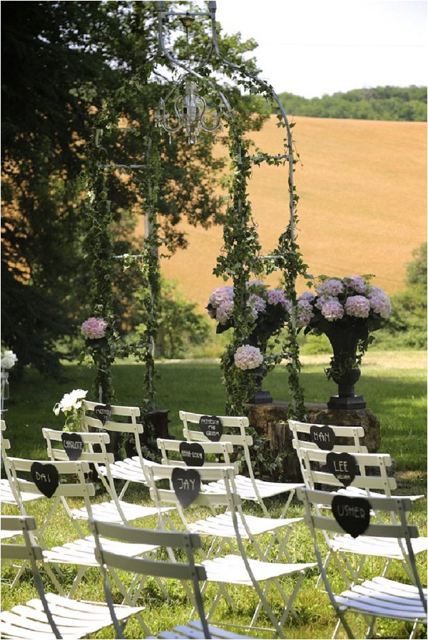 pretty wedding decorations