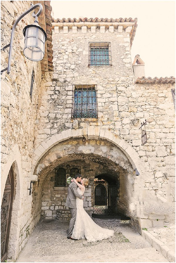 Eze France wedding