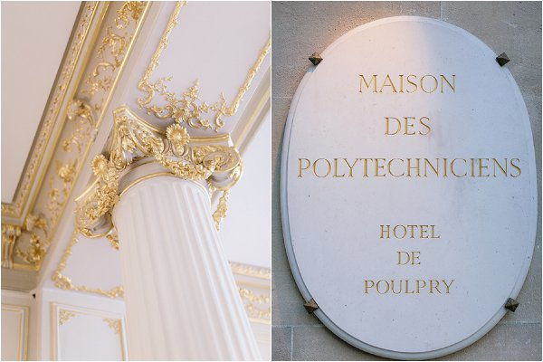 Paris wedding venue