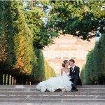 Spring Paris wedding