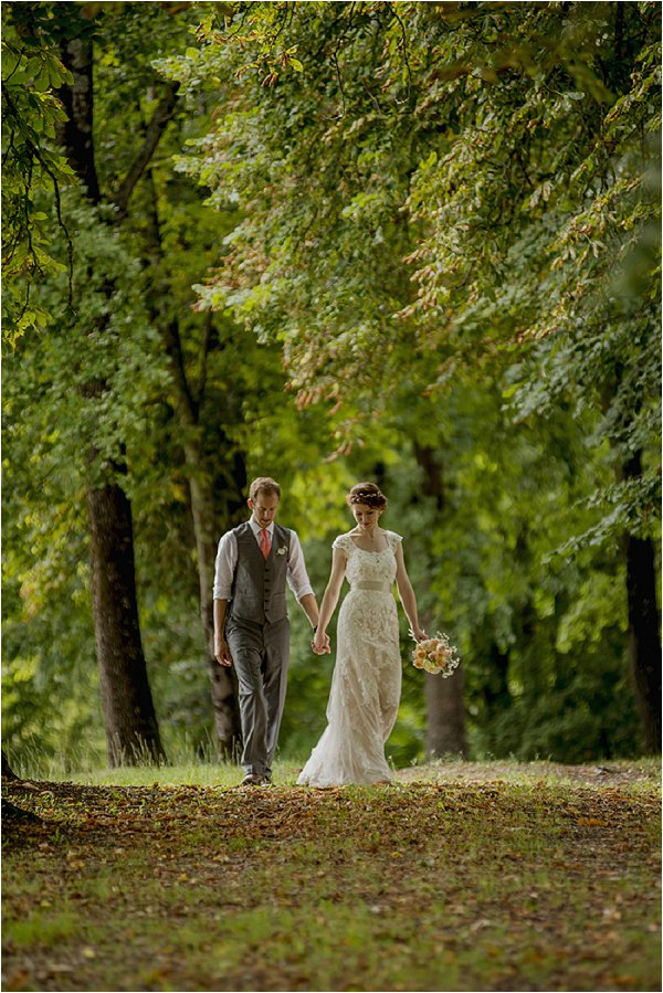 country wedding france
