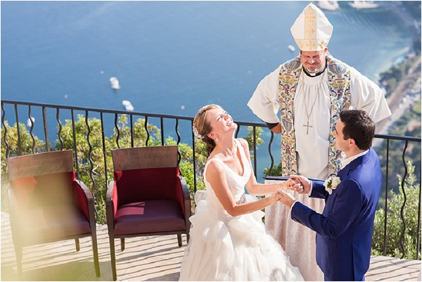 get married on French Riviera