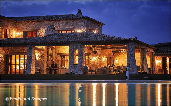 luxury wedding rental provence