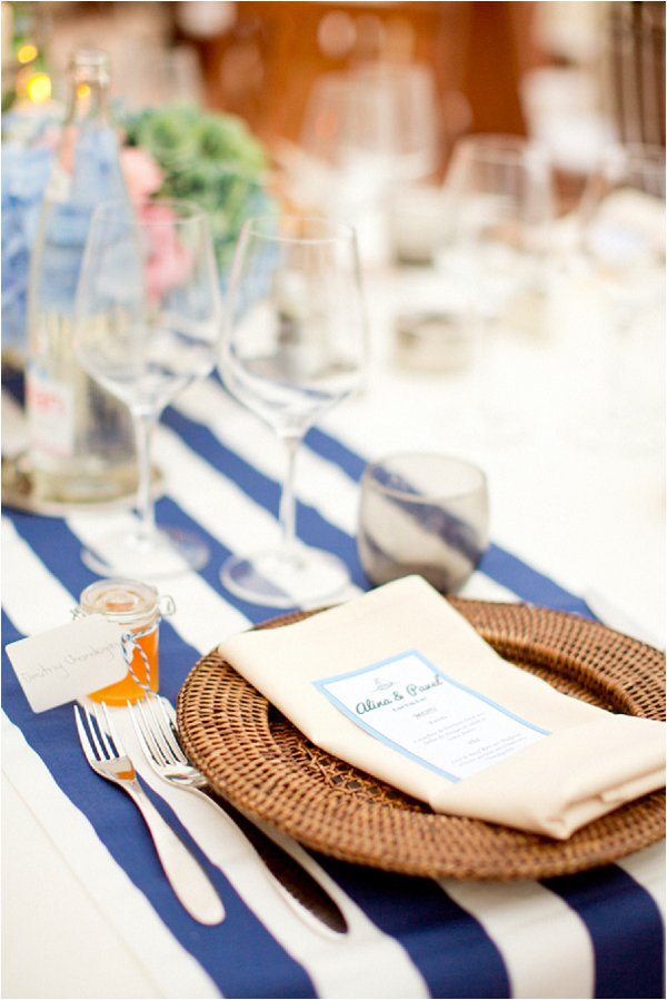 ralph lauren wedding table