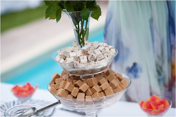 wedding fudge