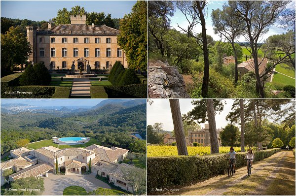 wedding venues in Provence