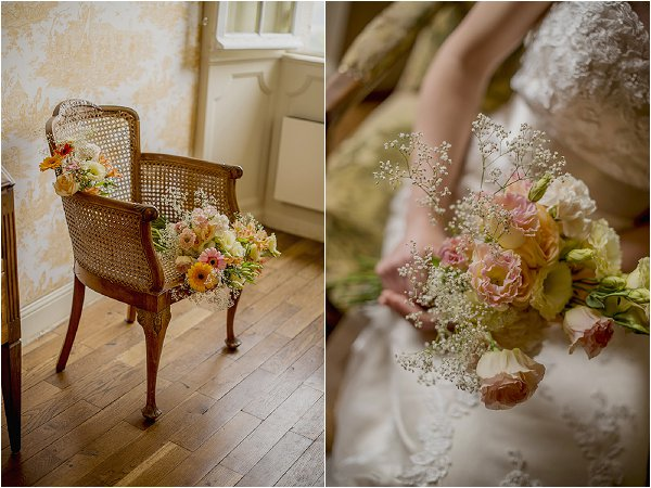 wildflowers bridal