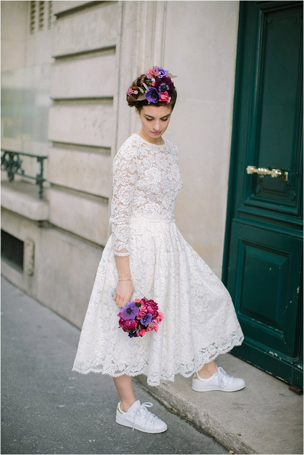 alternative bridal style