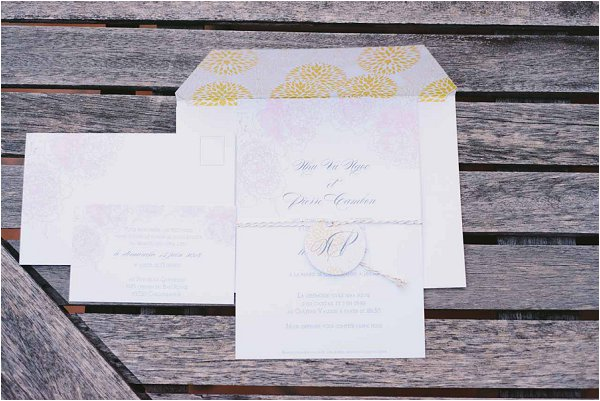 destination wedding stationery