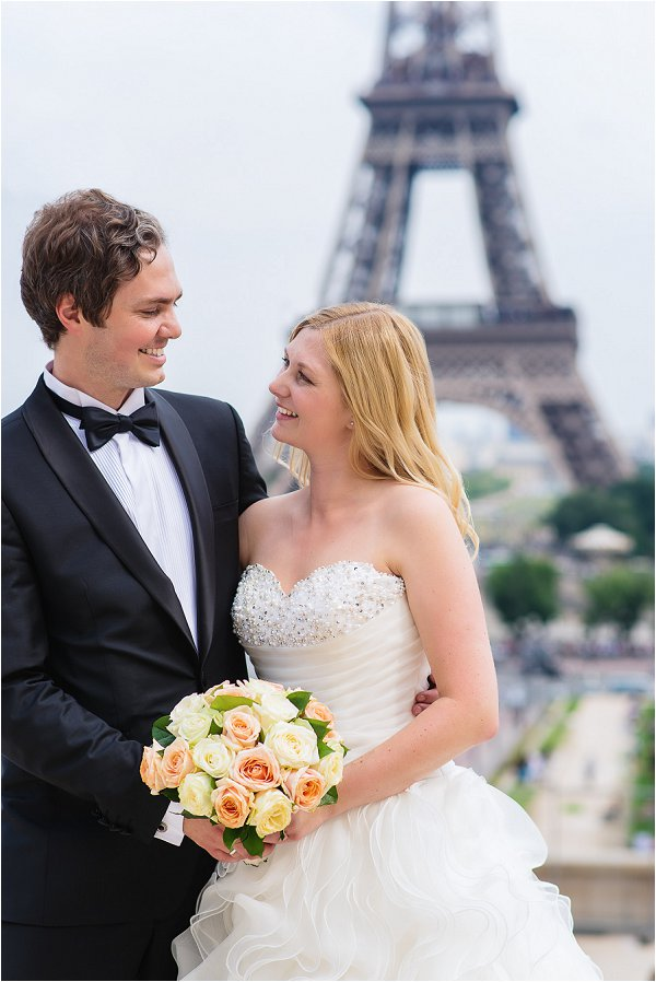 locations for wedding photos paris