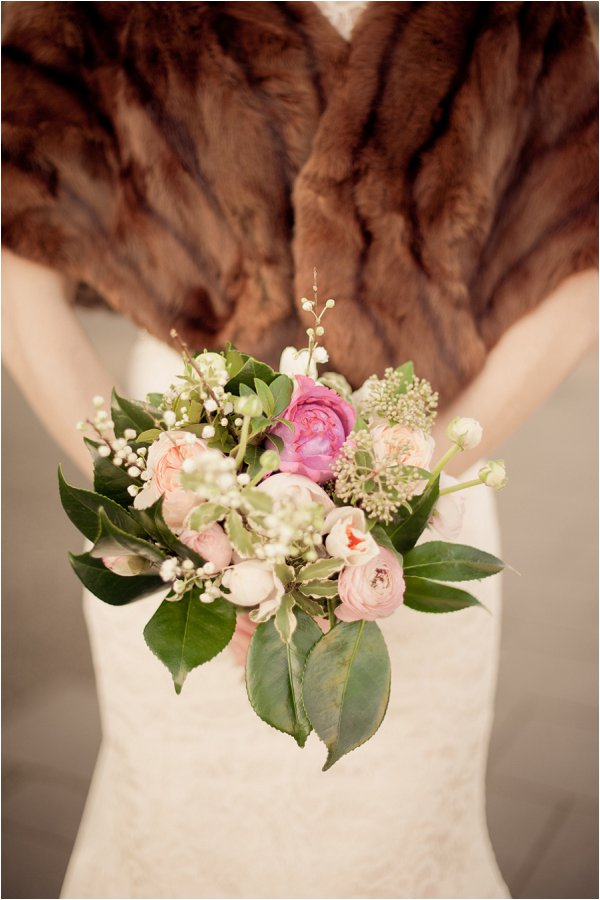 luxury wedding bouquet Paris