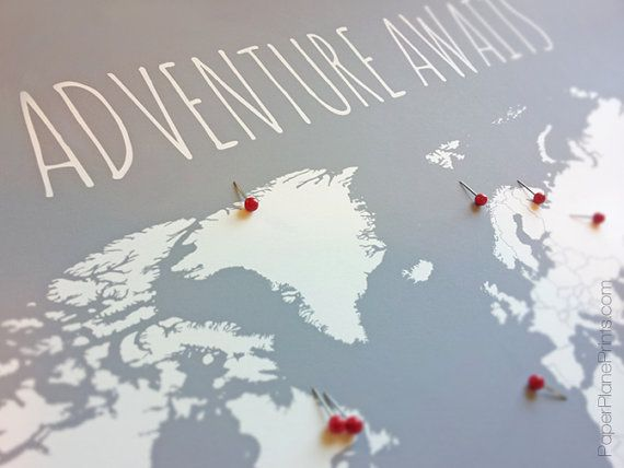 personalised map