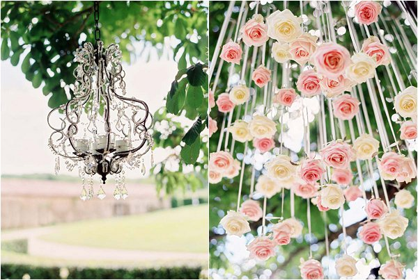 romantic wedding decorations
