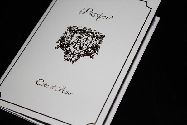 wedding passport to France