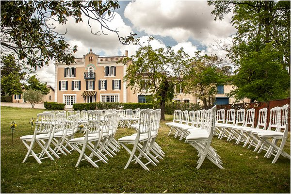 wedding venue South of France