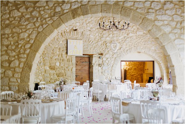 wedding venue provence