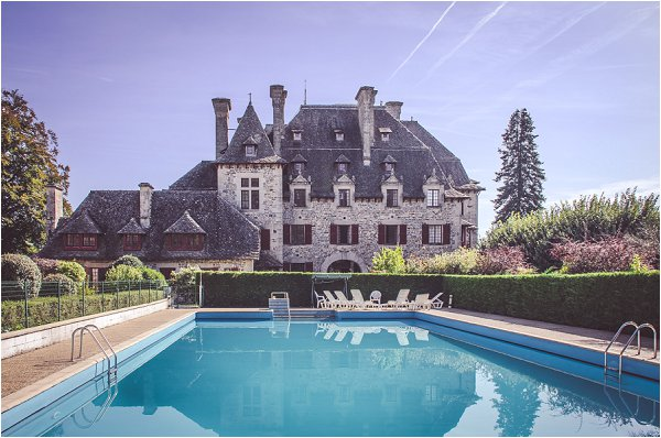 wedding venue with character France