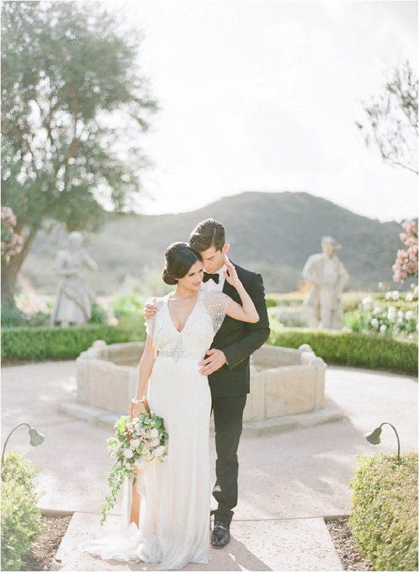 French inspired wedding in California