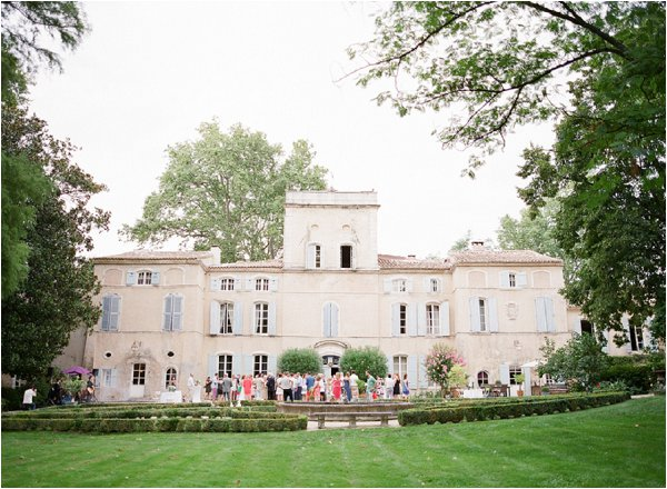 French wedding venue in Provence