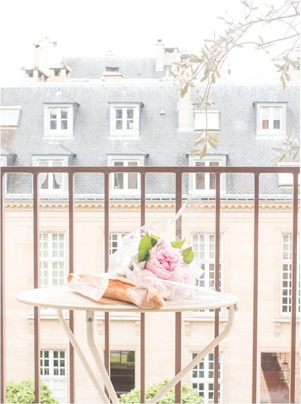 Guide to a romantic weekend in paris