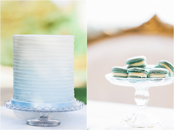 Paris inspired wedding cakes