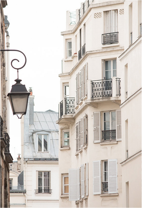 The sights in Paris