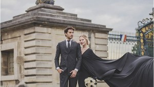 alternative wedding in paris