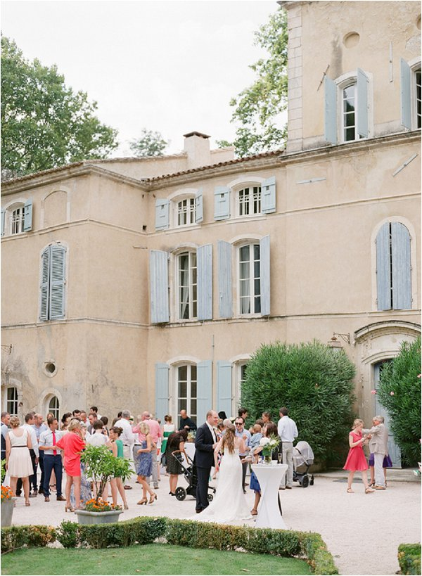 locations for a wedding in Provence