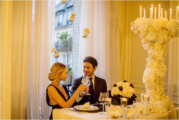 luxury elopement packages to Paris