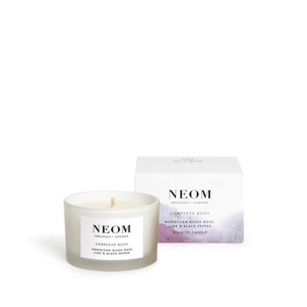 neomorganics honeymoon candle