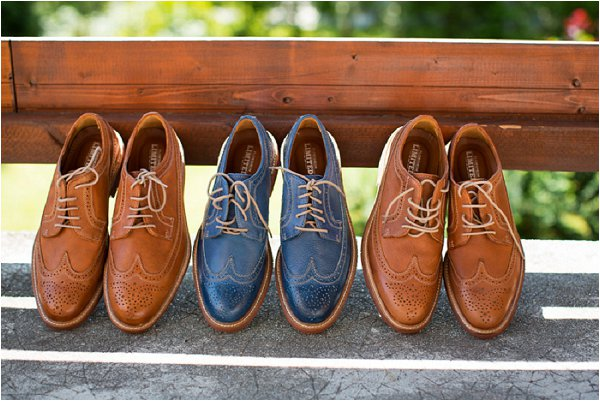 shoes for the groomsmen