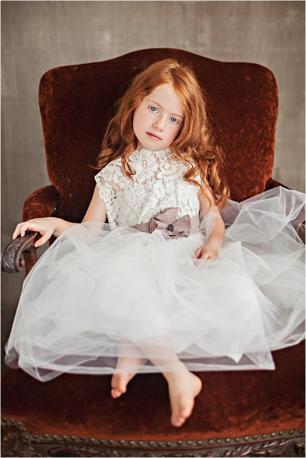 super pretty flower girl dress