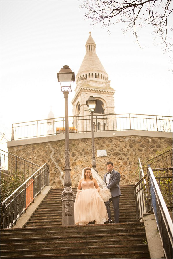 wedding in montmarte paris