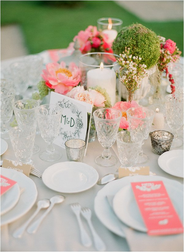 French Riviera wedding style