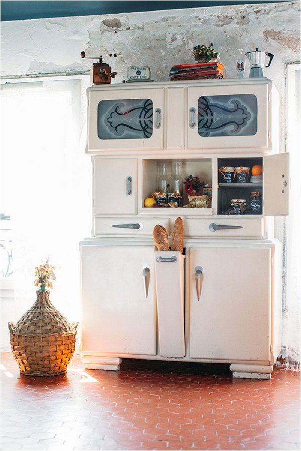 French kitchen pantry