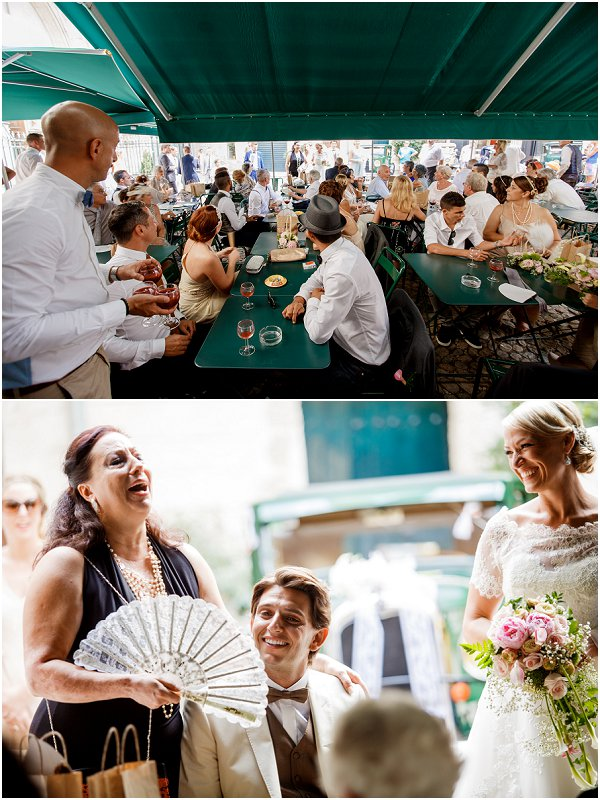 French wedding traditions