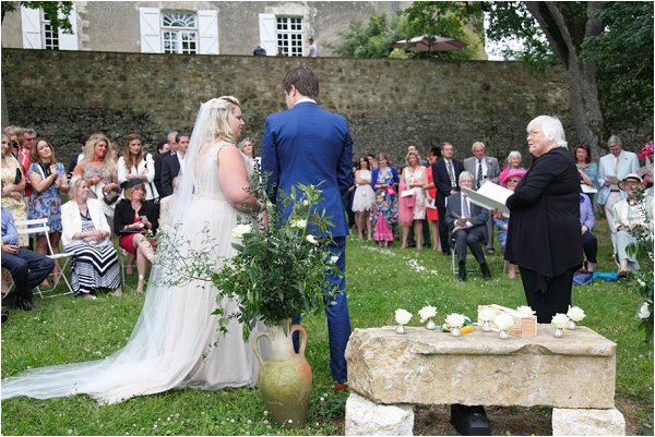 get married in South West France