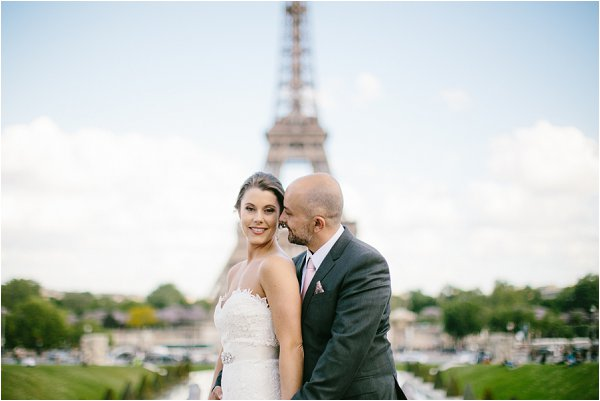 plan a wedding in Paris