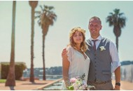 real wedding in antibes