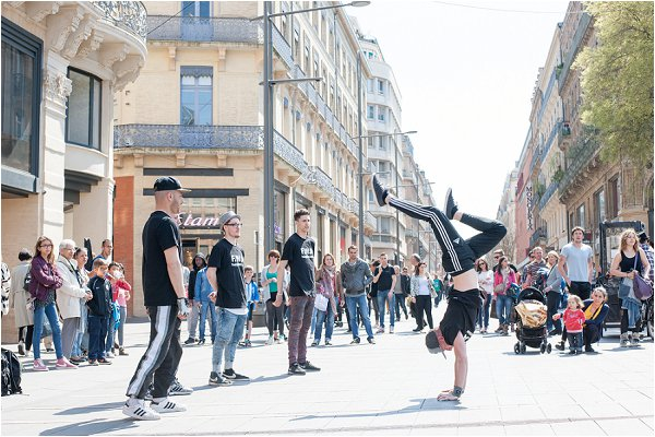 street entertainer toulouse