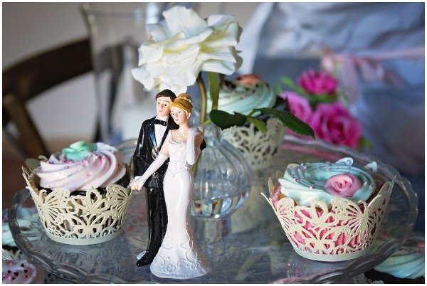 wedding cupcakes French Riviera