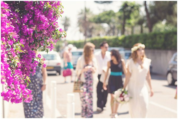 wedding in Antibes