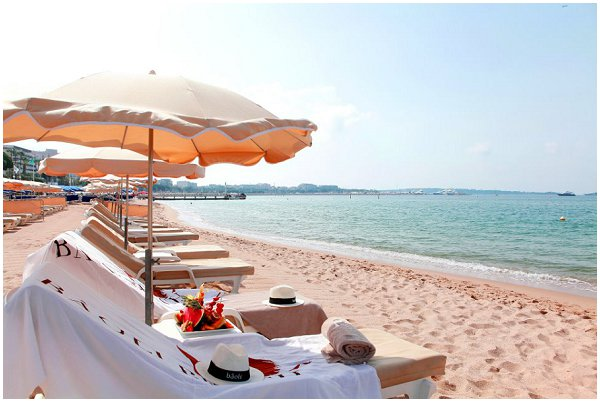 Baoli Beach, Cannes