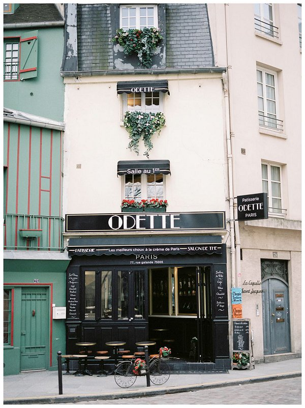 Cafe Odette Paris