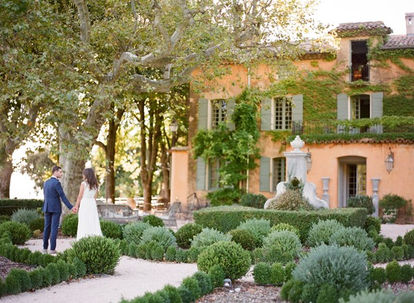 20 best wedding venues in france french wedding style