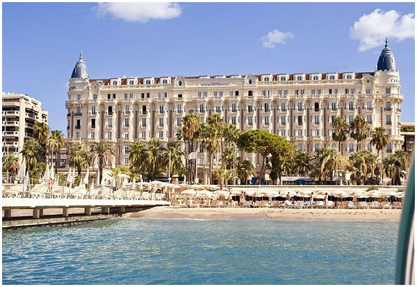 The Carlton, Cannes