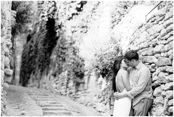 Vi and Grant engagement