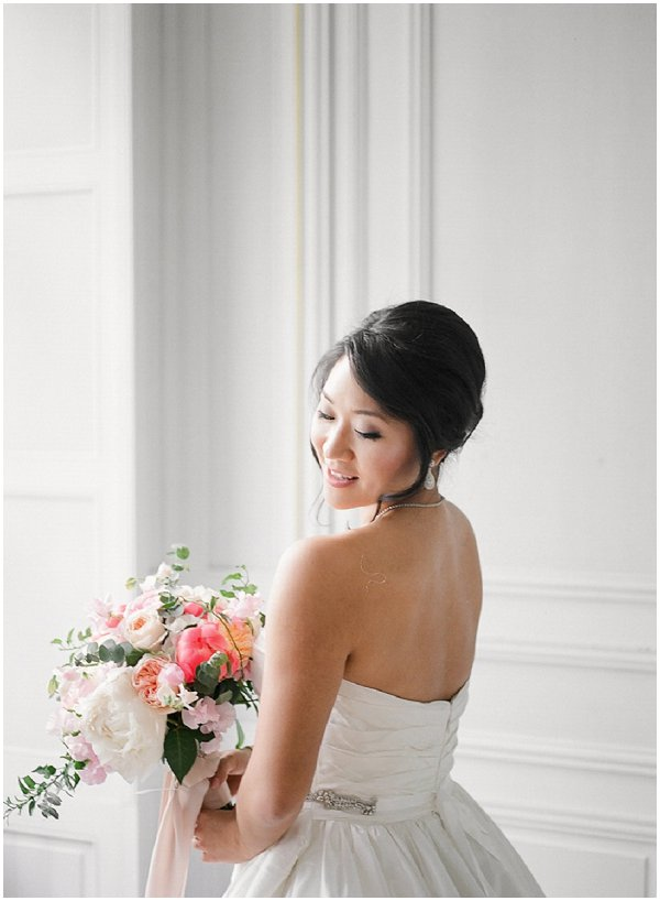 fairytale bride in France