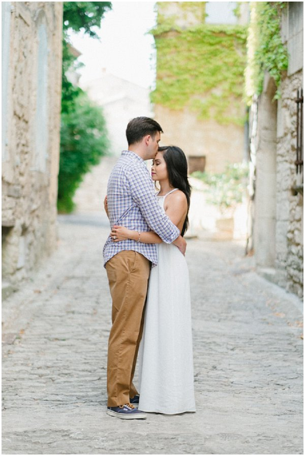 get engaged in Provence